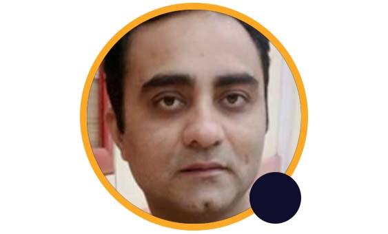 Jitender Dhingra, Tech Lead