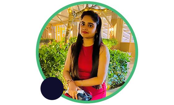 Manisha Kumari, Test Engineer
