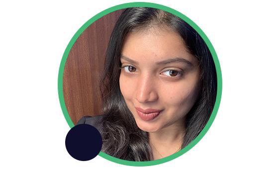 Prakriti Goyal, Senior Software Engineer