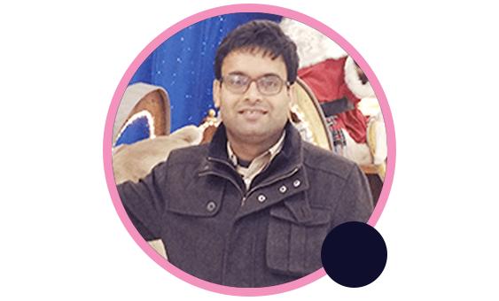 Vikrant Agarwal, Senior Project Manager