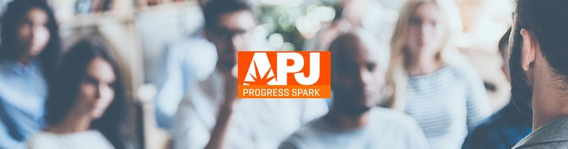 APJ Progress Spark Conference Event Banner