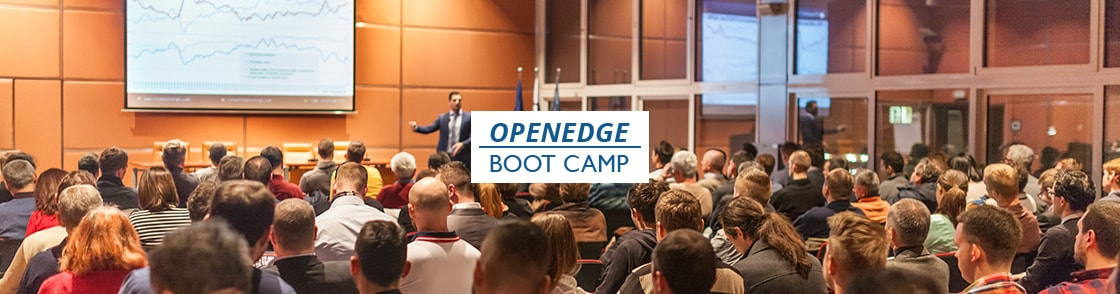 OpenEdge Boot Camp Event Banner