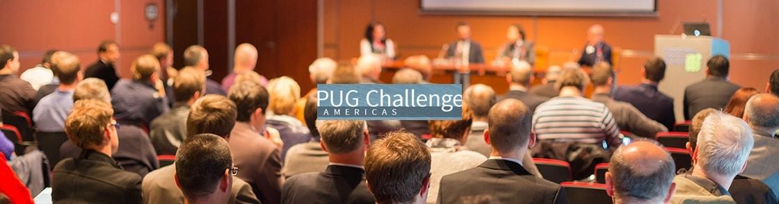 PUG Challenge Americas/Exchange Event Banner