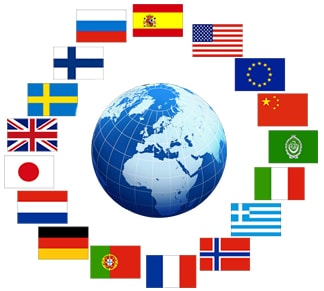 Multi Language Support
