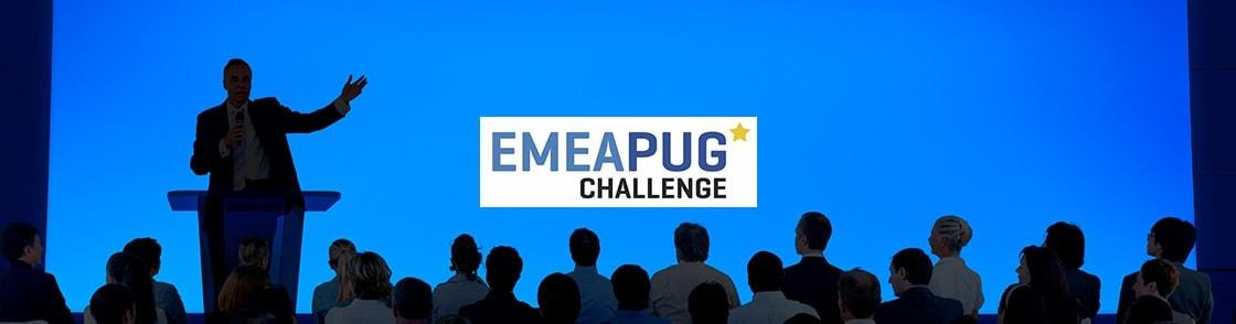 EMEA PUG Challenge Event Banner