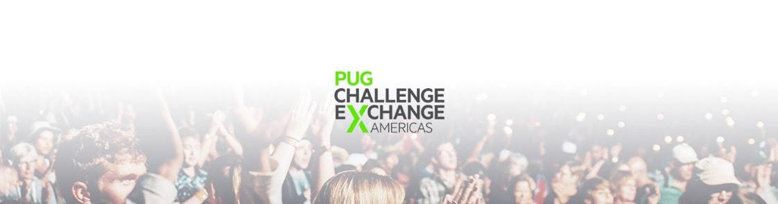 PUG Challenge Exchange Americas 2017 Event Banner