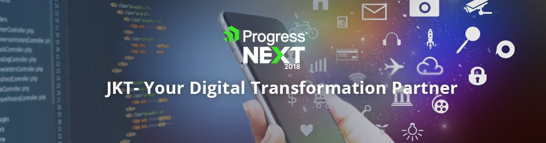 Progress NEXT Boston 2018 Event Banner