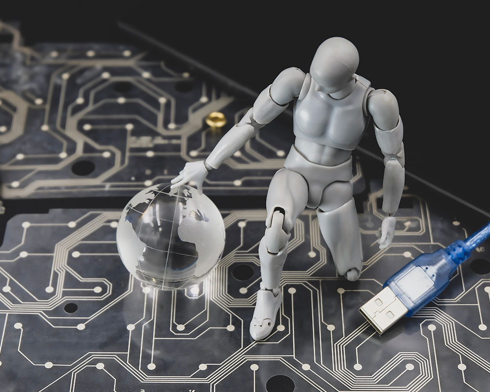 RPA Complimented by ML to Solve Business Complication