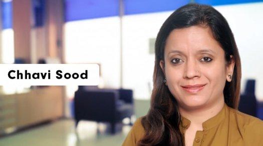 Ms. Chhavi Sood - JK Tech