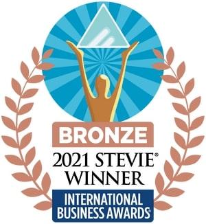 JK Tech Wins Bronze Stevie® Awards in International Business Awards 2021