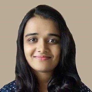 Ms. Naina Narwate - JK Tech