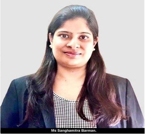 Ms. Sanghamitra Barman - JK tech