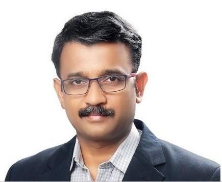 Mr. Santosh Bhosle, Global Practice Head - Digital, JK Tech