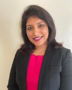 Ms. Suja Antony, AVP - Global Talent Management