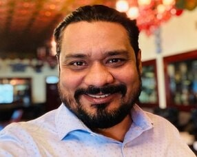 Tanuj Singh - Global Marketing & Alliances Head