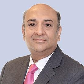 Abhishek Singhania, Managing Director, JK Tech