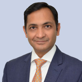Maneesh Mansingka, Director, JK Tech