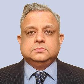 Ram Kumar, Business Head, JK Tech