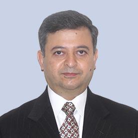 Mr. Sanjeev Motwani, EVP, Global Head of Solutions