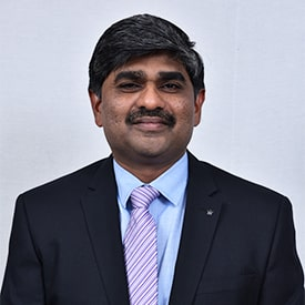 Sreenivasa Sunkari, Global Delivery Head, JK Tech